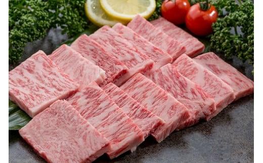 8月:佐賀牛カルビ焼肉300g