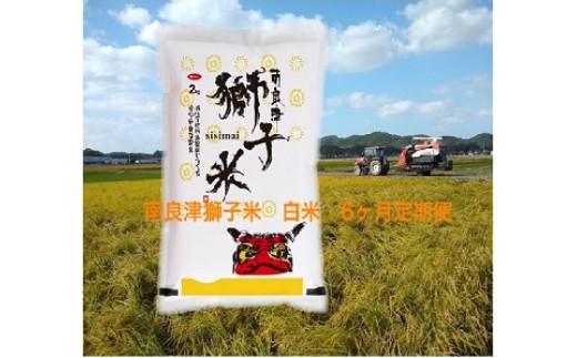 特別栽培米・南良津獅子米