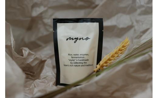 M287 Jリーガーが宮若のお米で作った酵素甘酒「マイノ」<「米酵素甘酒」50g×7袋とオリジナルシェイカー×1個>