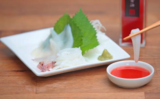 八代市 はちべえトマトの朱い醤油 200ml×4本セット トマト醤油