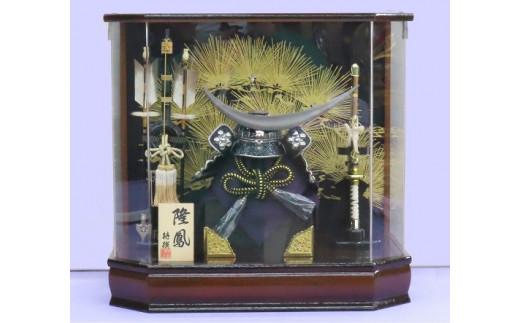 AY-13 兜ケース飾り 伊達政宗【ST2-03伊達】