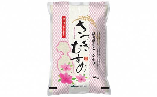 [№5224-0149]特別栽培米さつきむすめ5kg