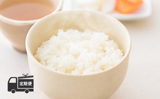 特産品番号445 【定期便年5回】合鴨米(無洗米)5kg×5回