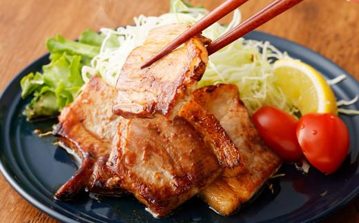 熊本県産 モンヴェールポーク モモ肉 みそ漬け 計2kg (250g×8) 調理例