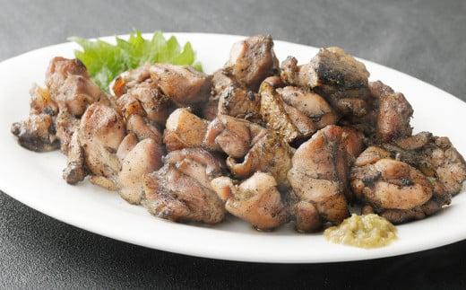 肥後赤鶏のコロ焼き 炭火焼き 140g×4個入