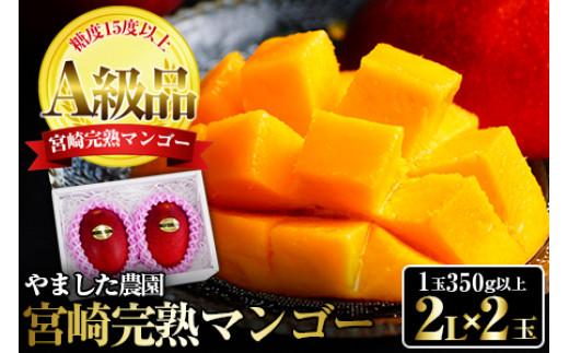 糖度15度以上(太陽のタマゴの糖度と同レベル)のマンゴーだけをお届けします。