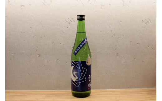 2020KuraMaster山田錦部門 プラチナ賞受賞。爽やかでフルーティーな吟醸香、柔らかく包み込むような旨味が楽しめます。