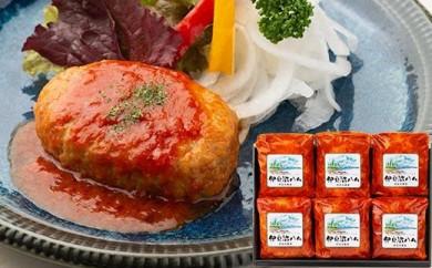 やわらか煮込みハンバーグ詰合せ(トマトソース6個)