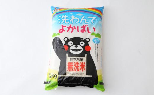 洗わんでよかばい 熊本県産 無洗米 5㎏ 令和2年産 お米 米