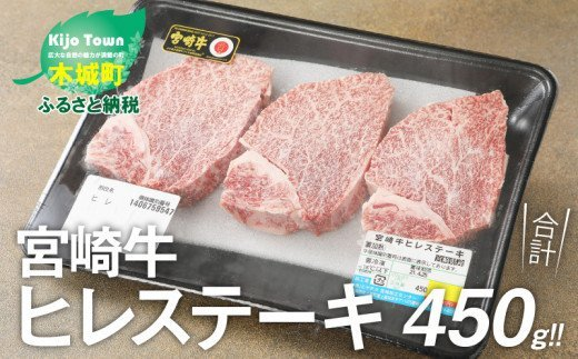 K18_0012<宮崎牛ヒレステーキ450g>