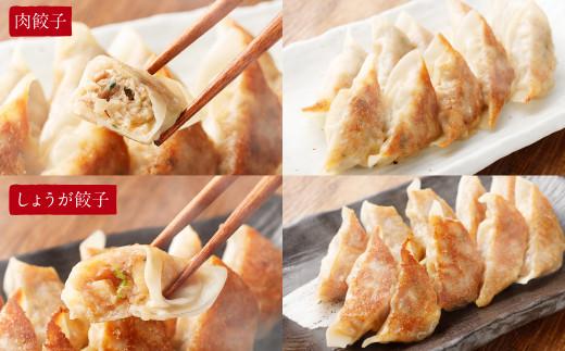 餃子専門店 ひらた屋 餃子セット 肉餃子・しょうが餃子 各40個