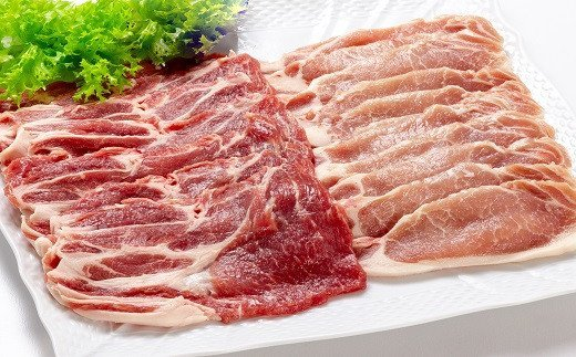 12-21_安曇野放牧豚の焼肉セット
