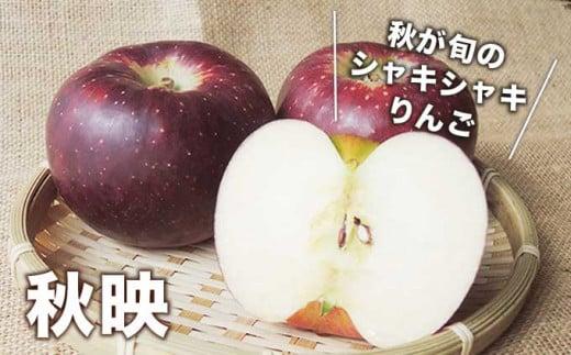 秋映は、秋に収穫時期を迎える長野県オリジナルの品種で、甘味と酸味のバランスが絶妙で濃厚な味わいをお楽しみいただけます。