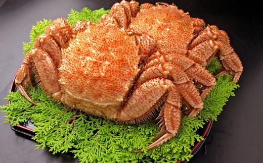 【新型コロナウィルス被害支援/期間限定】北海道稚内産毛蟹1,5kg【06005】