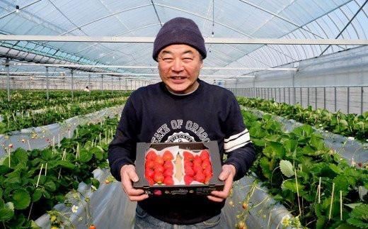生産者の福田さん
