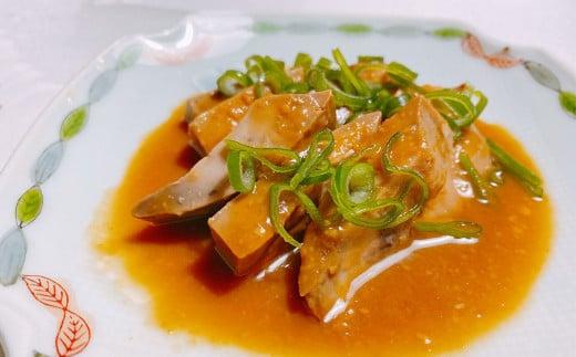バトウの肝味噌煮 ※画像は調理例となります。