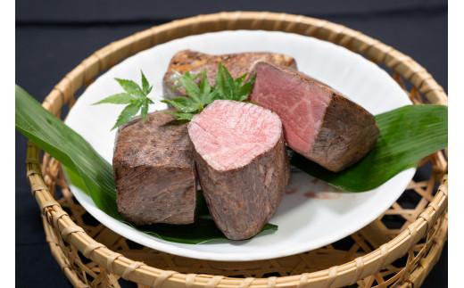 黒田庄和牛のうま味が存分に詰まった西脇市のご当地グルメ「西脇ローストビーフ」です。