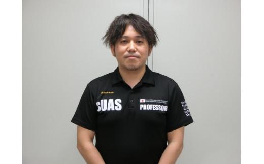 講師の横倉浩二さん。受講生の方に理解しやすい講習を心がけています。