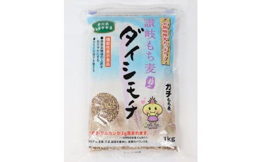 讃岐もち麦「ダイシモチ」5kg