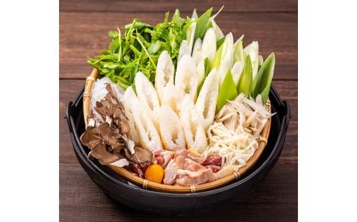 白神特選 きりたんぽ鍋セット・故郷(ふるさと)