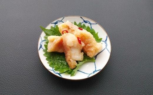 赤魚南蛮漬