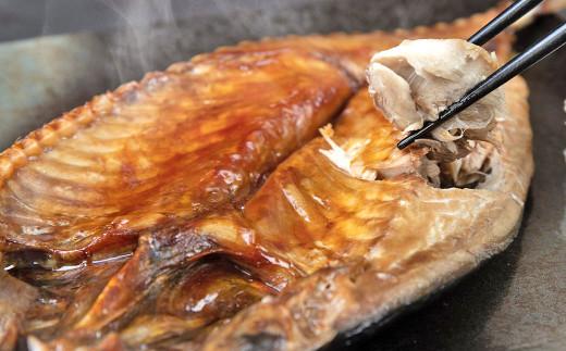 八戸 銀鯖 堪能セット(一夜干し 500g )