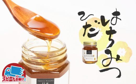 飛騨日本みつばちの会 ひだの百花蜜 150g 1本 はちみつ 蜂蜜 ハチミツ