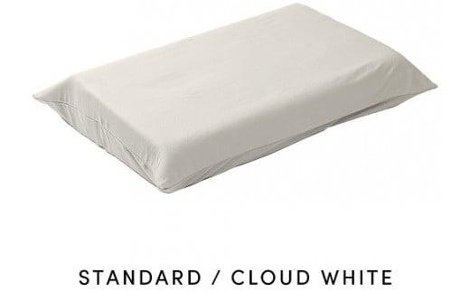 カバーの色はクラウドホワイト