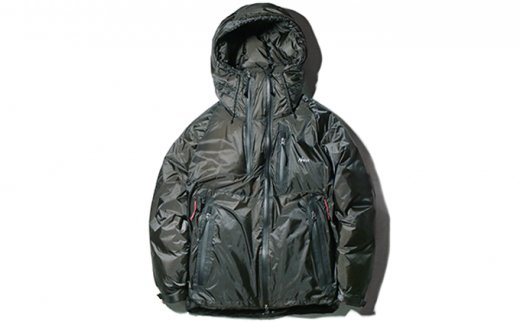 [№5694-0579]NANGA オーロラライトダウンジャケット ブラック【2022年1月以降お届け予定】