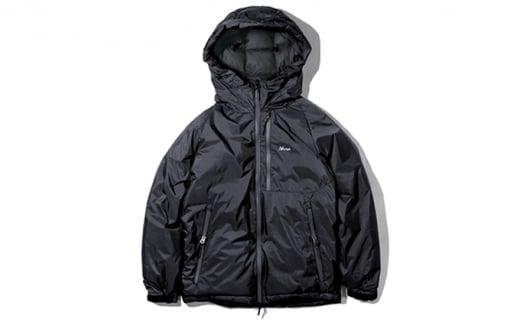 [№5694-0573]NANGA オーロラダウンジャケット ブラック【2021年11月以降お届け予定】