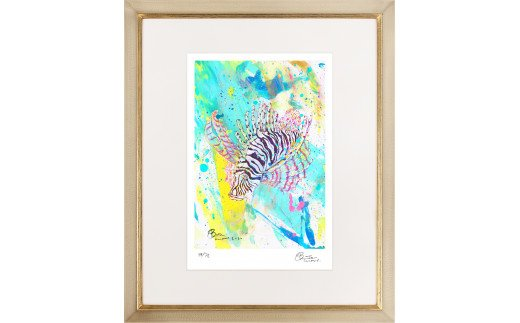 ④Luna Lionfish The earth is full of colors