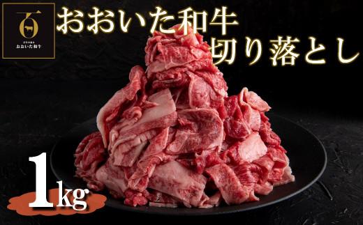 【期間限定】おおいた和牛切り落とし500g×2 冷凍 小分け【数量限定】