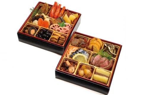 No.248 無添加おせちセット / お節 お正月 日本食 和食 大阪府 特産品