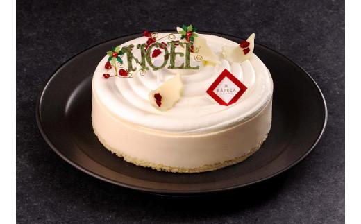 【21-012-045】[先行予約 クリスマスケーキ]KAnoZA XmasCake【フロマージュノエル チーズケーキ】