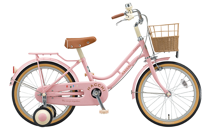 HACCHI 子供用自転車 イメージ