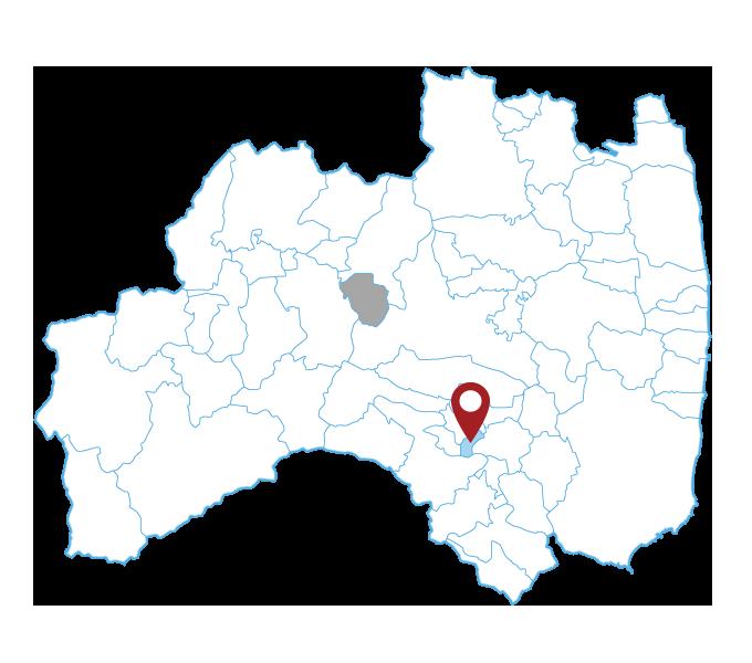 福島県中島村 - [№5991-0720]玉...