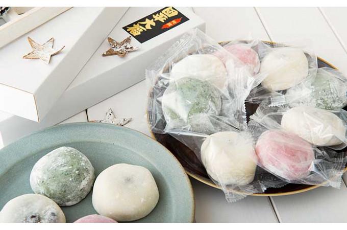 岩手県西和賀町より、地元の季節行事には欠かせない「雪国のだんご屋 団平」の大福をご紹介いたします。