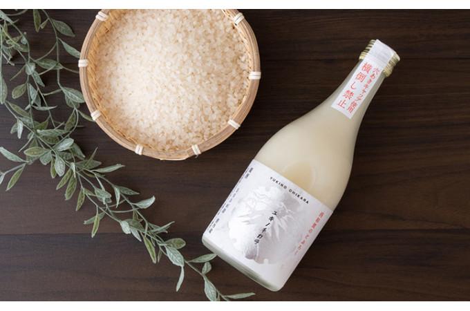 西和賀の冬限定のお楽しみ♪ ゆっくり発酵させてつくる「どぶろく」をご紹介します。