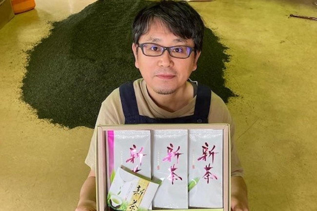 佐賀県多久市 有限会社孔子園製茶