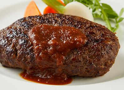 長崎県 島原市 島原和牛100%ステーキハンバーグ