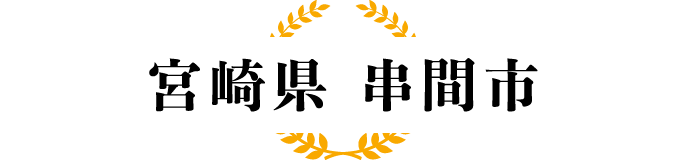 【宮崎県 串間市】
