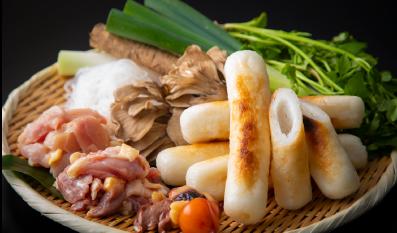 秋田県 大館市 きりたんぽ鍋