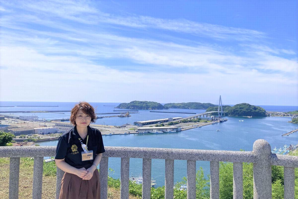 「第2のふるさと浜田市」で県外出身の私が挑戦!
