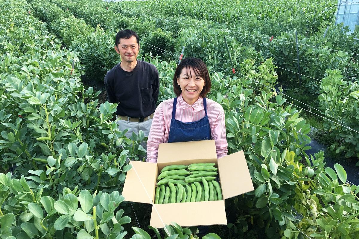 ふるさと納税で新規就農者を支援