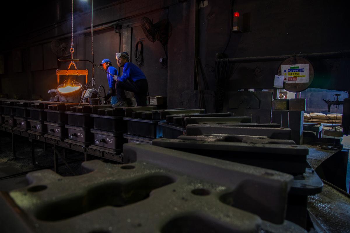 【へきなん】から日本を元気に!鋳物の伝統技術で新たな価値創造
