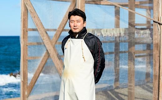青森県鰺ヶ沢町 イカの生産者