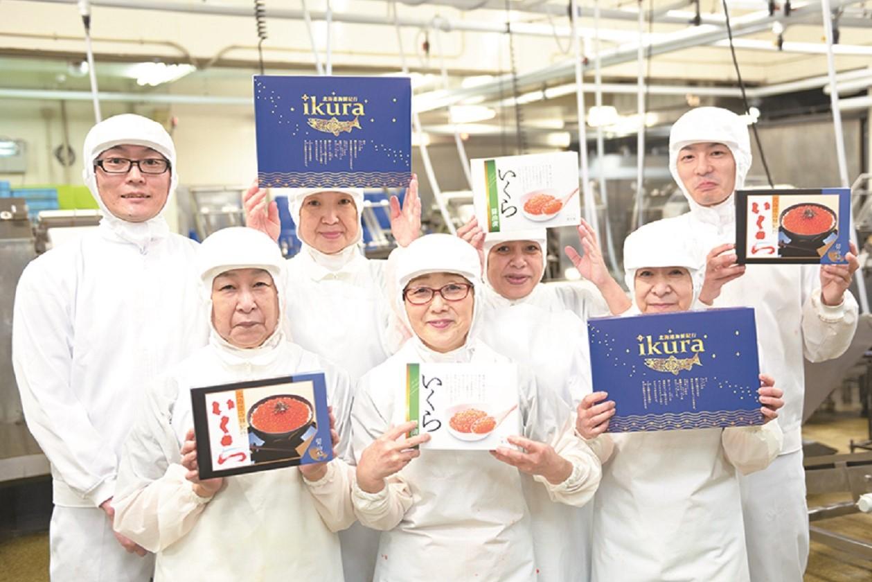 北海道白糠町 広洋水産株式会社