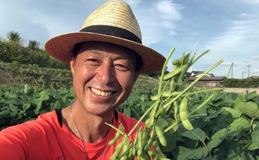 新潟県村上市 野菜の生産者