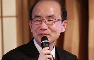 日本IDDMネットワーク 岩永氏登壇の様子