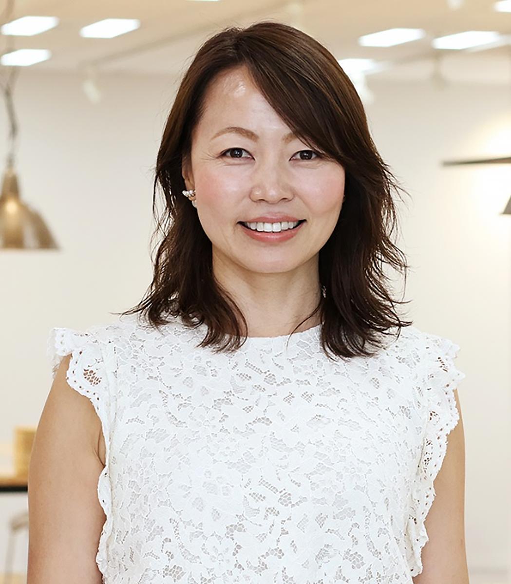 株式会社トラストバンク 代表取締役 須永 珠代